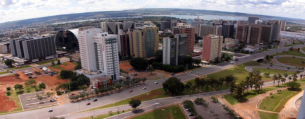 город Бразилиа