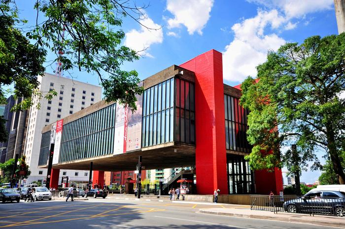 музей искусств Сан-Паулу