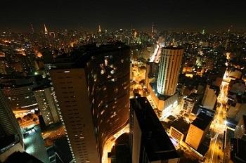 Ночная жизнь Сан-Паулу