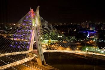 Ночная жизнь в Сан-Паулу
