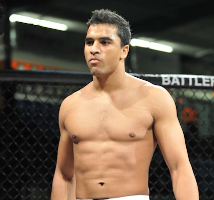 боец MMA Маркус Аурелио